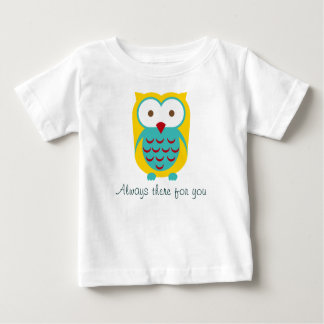 Owl watching inspirational clothing Baby Onsies T Shirts