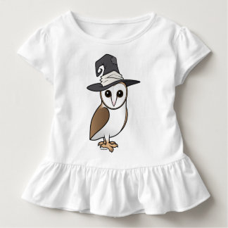 Owl Witch Toddler T-shirt