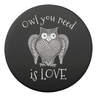 Owl you Need Eraser