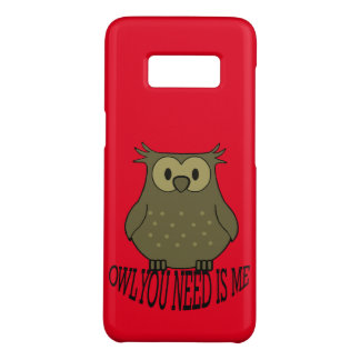 owl you need is me Case-Mate samsung galaxy s8 case