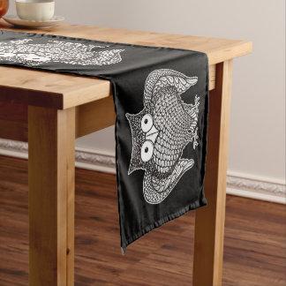 Owl you Need Short Table Runner