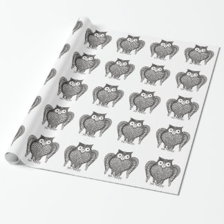 Owl you Need Wrapping Paper