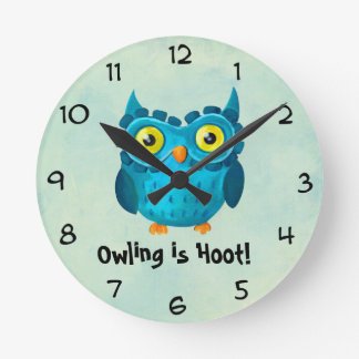 Owling is Top Wallclocks