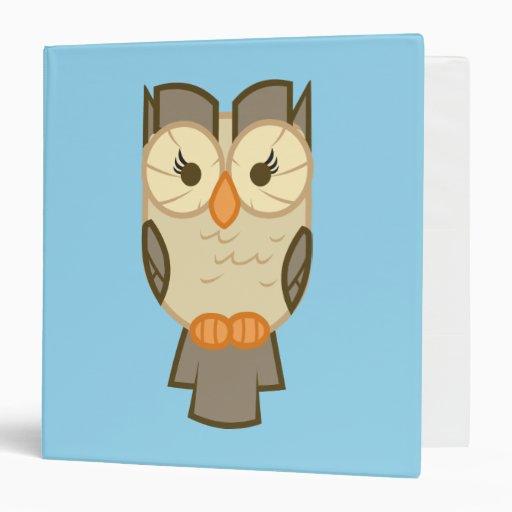 Owlowiscious Twilight Sparkle's Sidekick Vinyl Binders
