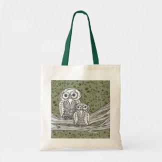 Owls 10 tote bag