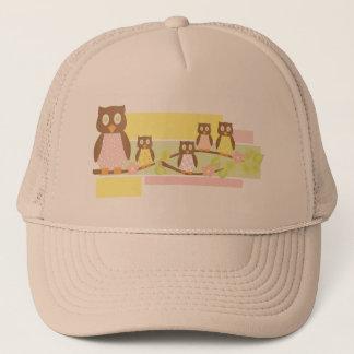 Owls and Owls II Trucker Hat