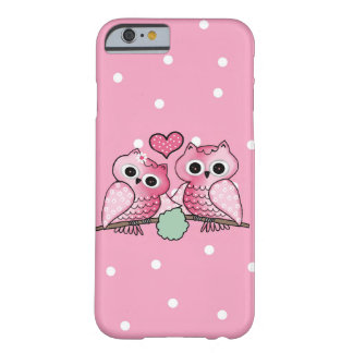 owls barely there iPhone 6 case