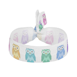 Owls Hair Ties
