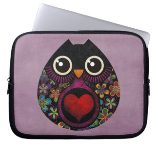 Owl's Hatch Laptop Sleeve
