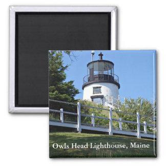 Owls Head Lighthouse, Maine Magnet