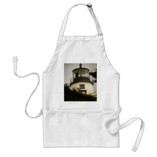 Owls Head Lighthouse Standard Apron