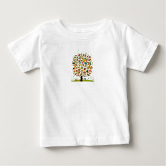 Owls in Tree Shirt