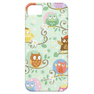 Owls iPhone 5/5S Case