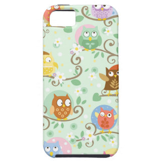 Owls iPhone SE + iPhone 5/5S Case