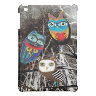 OWLS OWL OWLY iPad MINI COVER