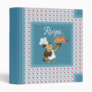 Owl's recipes vinyl binder
