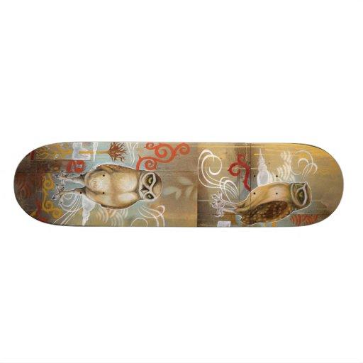 Owls Skateboards