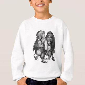 owls skating vintage sweatshirt