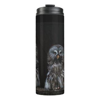 Owls Thermal Tumbler