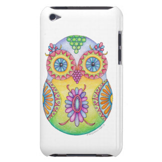 Owlushka 'Blossom'  iPod Touch Barely There Case