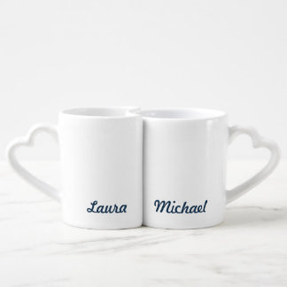 Owlways kiss me goodnight personalized love mugs