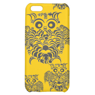 Owly Abstract iphone cases Case For iPhone 5C