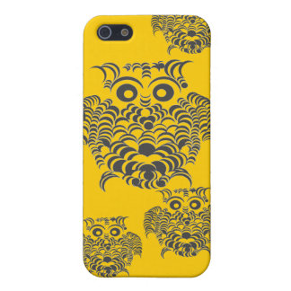 Owly Abstract iphone cases iPhone 5 Case