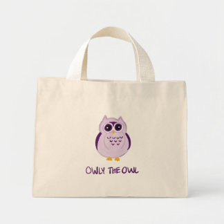 Owly the Owl Tote Bag
