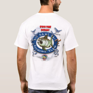 "Own The Ocean! ""Swordfish"" T-Shirt"