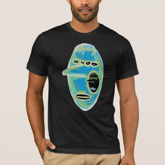 own worst enemy black3 T-Shirt