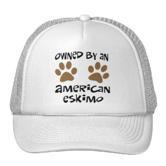 Owned By An American Eskimo Hat