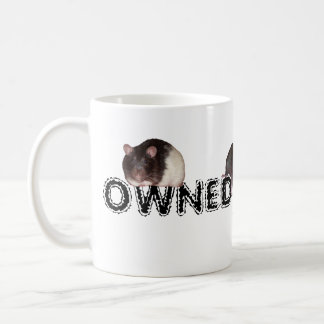 owned by rats mug