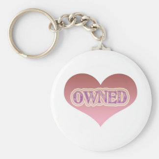 Owned Keychain