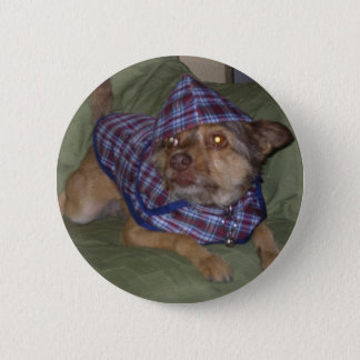 Owo's pets: Scooby 2 Inch Round Button