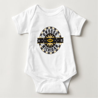 Owosso, MI RNP Airport Baby Bodysuit