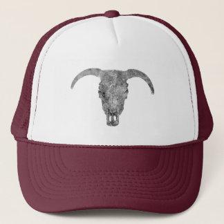 Ox Skull Trucker Hat