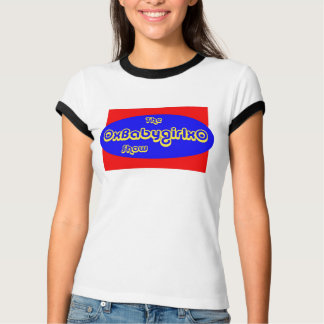 OxBabygirlxO oval red blue yellow T-Shirt
