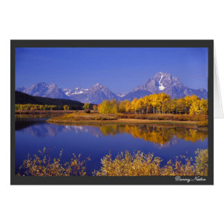 Oxbow Bend Card
