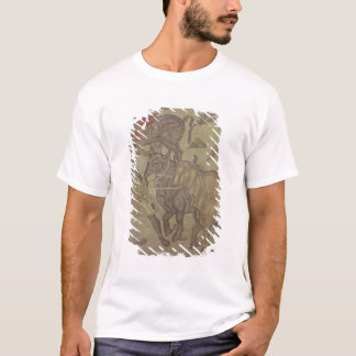 Oxen transporting water, Roman mosaic T-Shirt