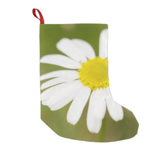 Oxeye Daisy Small Christmas Stocking