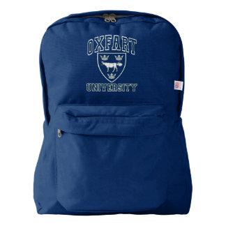 Oxfart University Crest Backpack