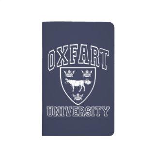 Oxfart University Crest Journal