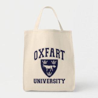 Oxfart University Crest Tote Bag