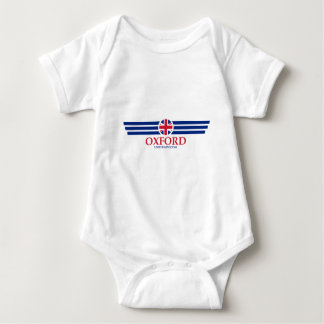 Oxford Baby Bodysuit