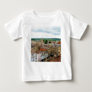 Oxford City Skyline Baby T-Shirt