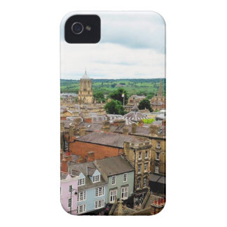 Oxford City Skyline iPhone 4 Covers