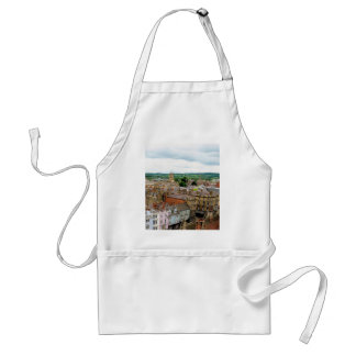 Oxford City Skyline Standard Apron