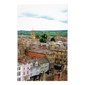 Oxford City Skyline Stationery