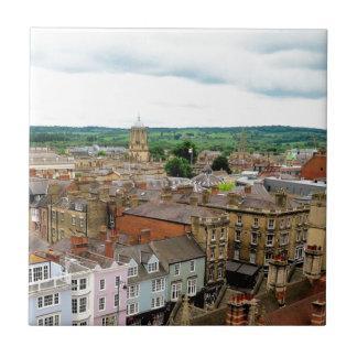 Oxford City Skyline Tile