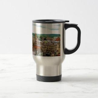 Oxford City Skyline Travel Mug
